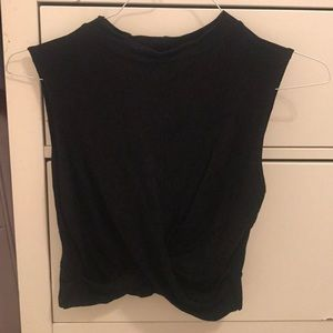 Black Topshop Styled Tank